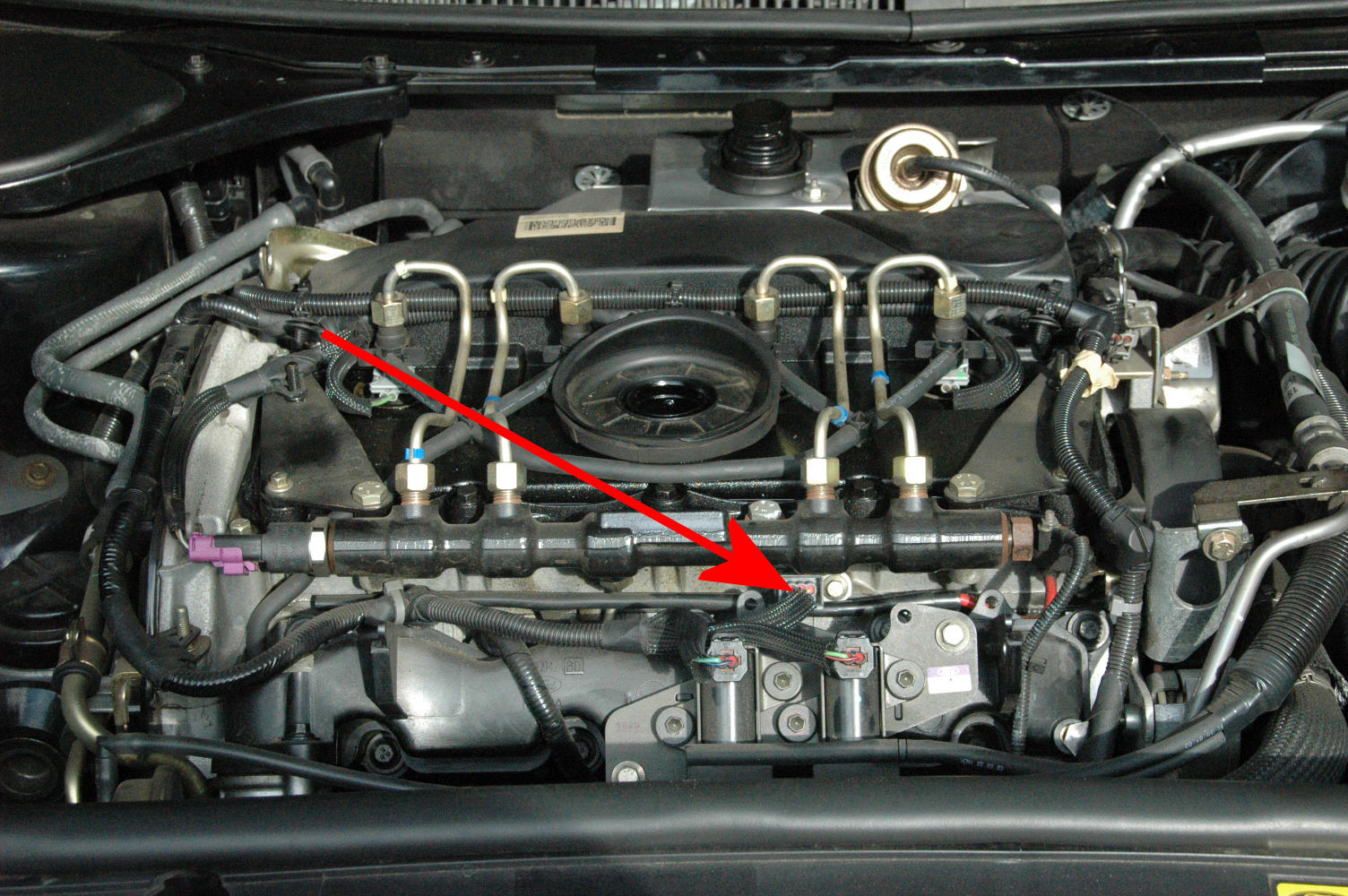 Cadillac Camshaft Position Sensor Location on wiring diagram 2002 cadillac deville